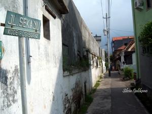 Jalan Sekayu, Semarang, 2008. Foto: Silvia Galikano