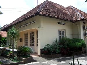 Rumah Soewito Harjoko di Jalan Jenderal Urip Sumoharjo 21. Foto: Silvia Galikano