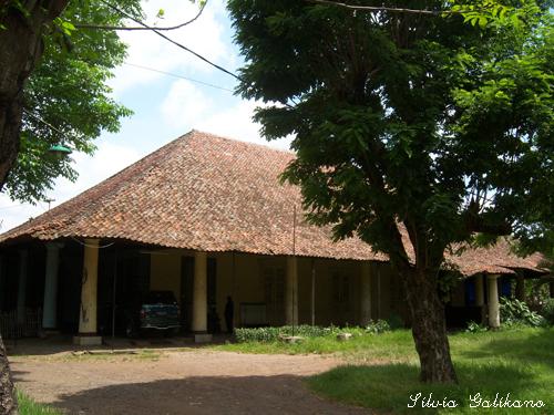 Rumah berlanggam Indisch. Foto: Silvia Galikano