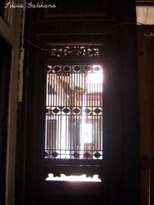 Pintu angin, sebelum dibongkar. Foto: Silvia Galikano.