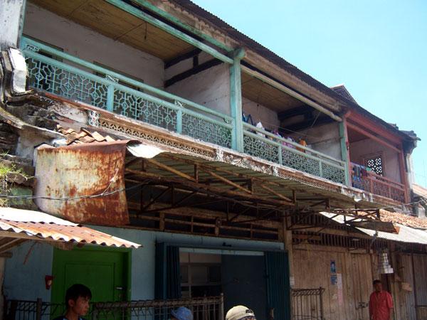 rumah cilame 20, benteng heritage, tangerang