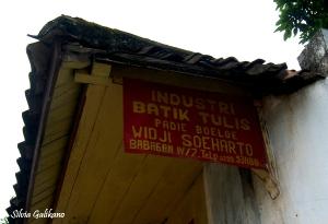 batik, lasem