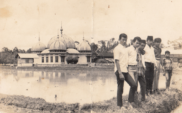 Masjid Tanjungmedan, 1975