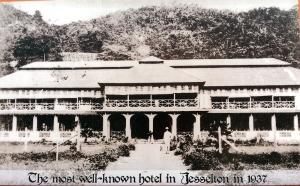 Hotel terkenal di Jesselton pada 1937