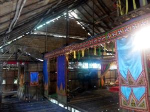 Rumah Suku Bajau. Foto: Silvia Galikano
