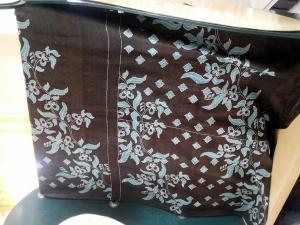 Batik Tabir Riau. Foto: Silvia Galikano