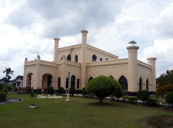 Istana Asserayah Hasyimiah, siak
