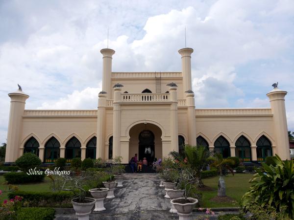 Istana Asserayah Hasyimiah. Foto: Silvia Galikano