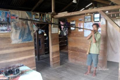 Sado Taringolu, sumpit, kulawi, pipikoro, sigi, sulawesi tengah