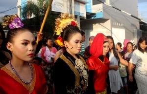 Nyongkolan di Kota Mataram (2)