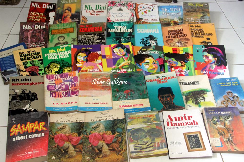 Novel, Cerita Kenangan, dan karya terjemahan Nh Dini (2)