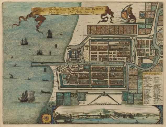 map-batavia-1669 @princeton,edu