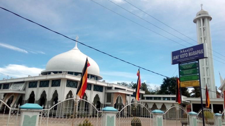 masjid-jami-kotomarapak