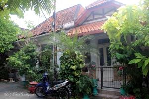 Jalan Genteng Candirejo, Kampung Genteng, Surabaya