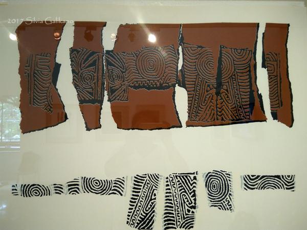 Citra Irian XVII, 43x82, 1983