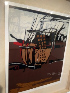 Seascape, 63x50,5, 1983