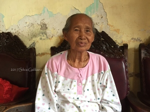 Warni, salah satu generasi pertama penghuni mess TNI AD