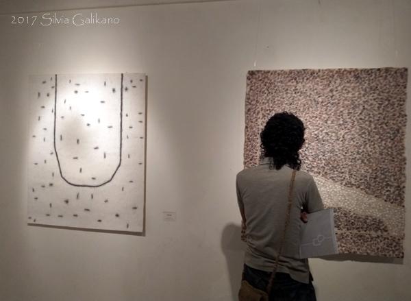 Pameran karya Jun Sakata di Galeri Cipta II, Taman Ismail Marzuki, Jakarta, 2-12 Juli 2017 (1)