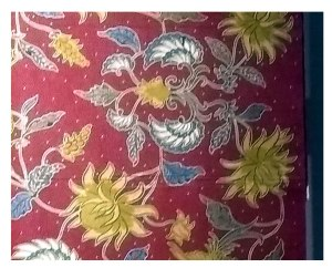 batik go tik swan - panembahan harjonegoro