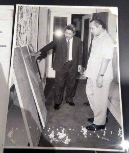 Istiqlal, Soeharto, Silaban