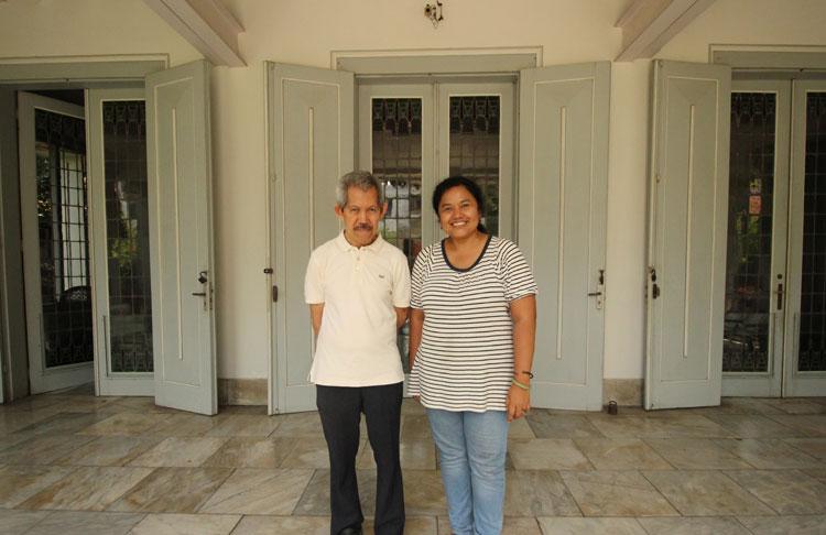 Rumah Kopi, tan tiong ie, basuki dharmowiyono