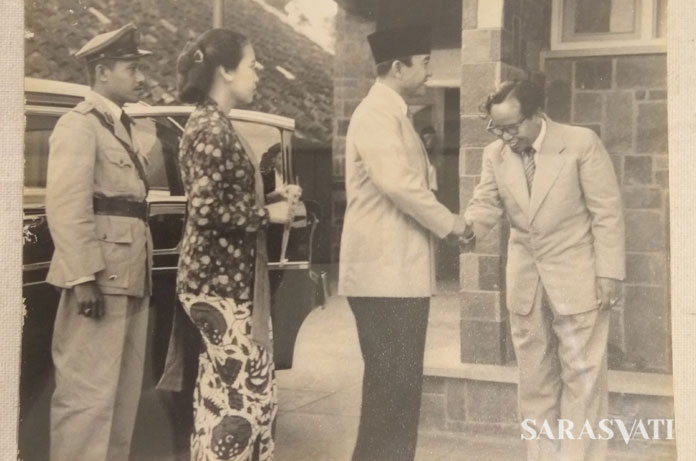 Sukarno, Hartini, Silaban