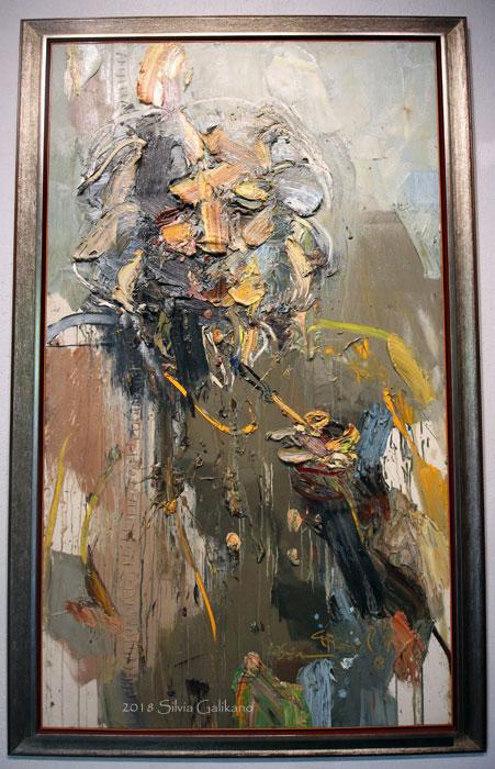 Erizal A.S., AKU BUTUH KANVAS, AFFANDI, OHD Museum