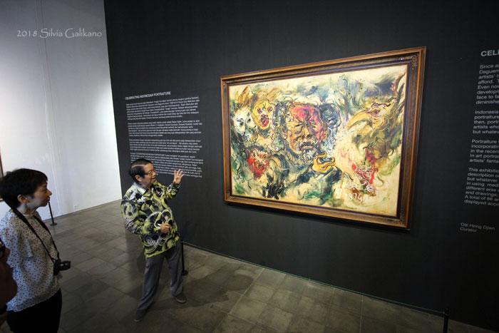 Oei Hong Djien, OHD Museum, Grace Fu, Singapore