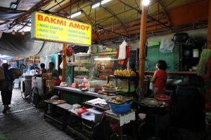Bakmi Amoy, Petaksembilan, Glodok, Jakarta Barat
