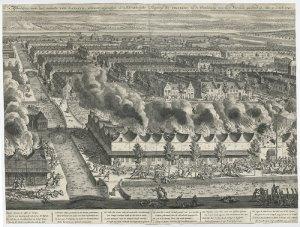 Geger Pecinan, Adrian van der Laan