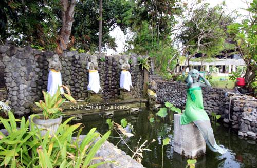 Kolam Kresna, hotel Inaya Putri Bali