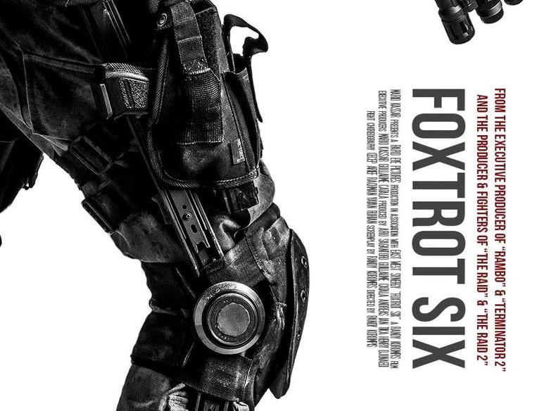 foxtrot six, foxtrot six movie, film foxtrot six