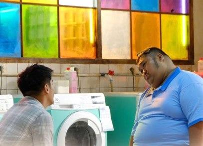 laundry show. boy william, rizki balki