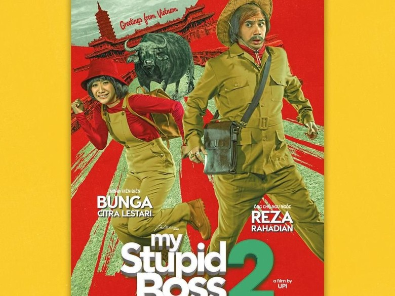 my stupid boss 2, my stupid boss 2 movie, film my stupid boss